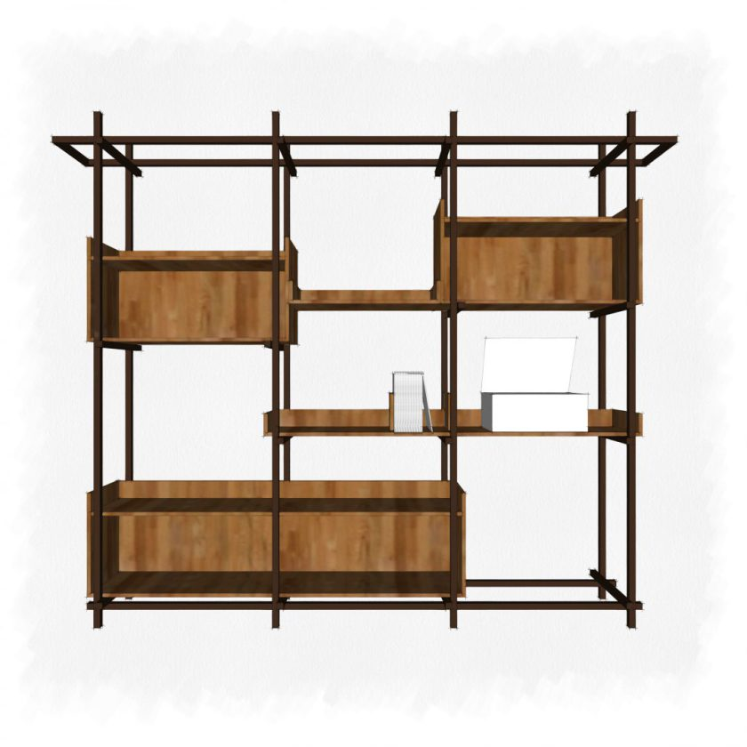Lotte's Bookshelf (4)