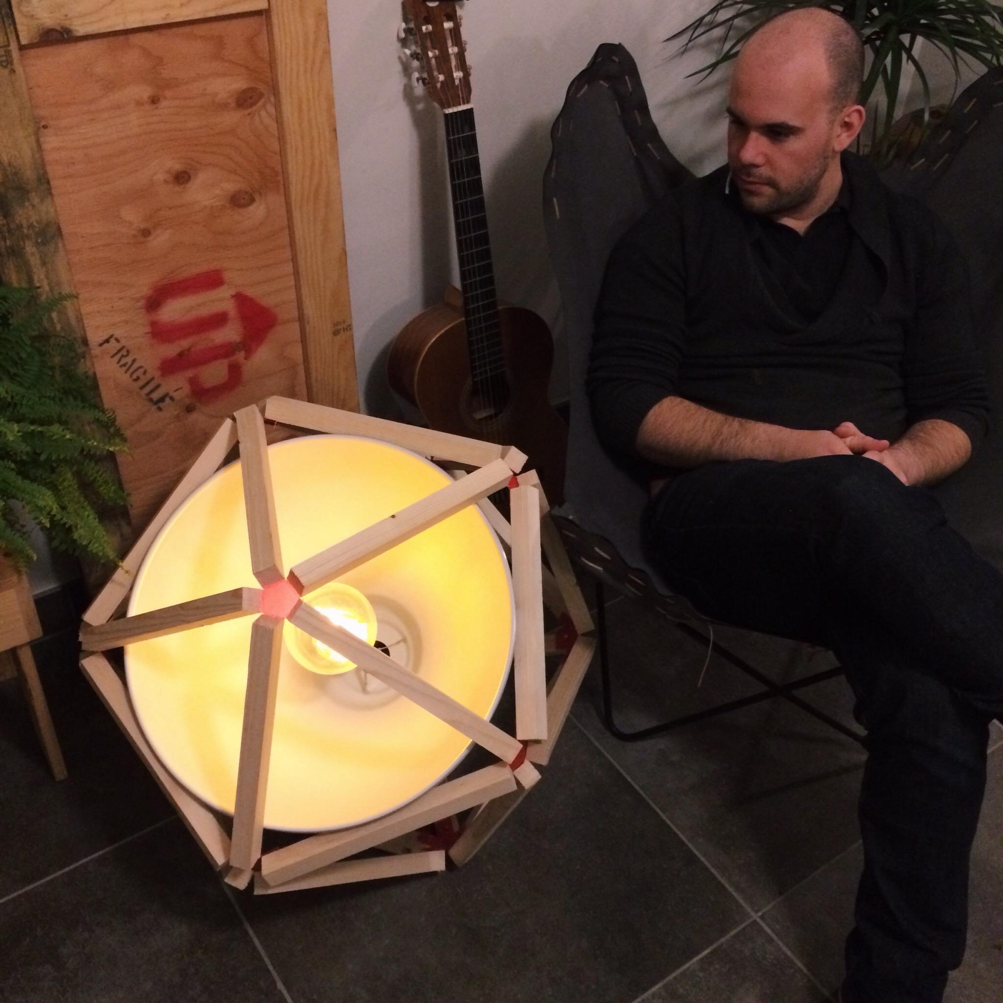 Platonic Lamp